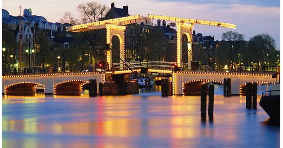 جاذبه های گردشگری آمستردام هلند