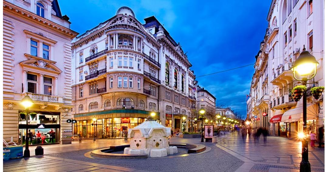 جاذبه هی گردشگری صربستان