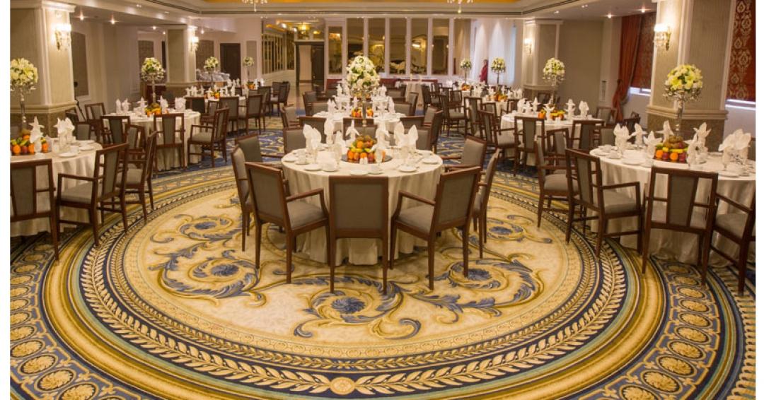 هتل پنج ستاره اسپیناس تهران