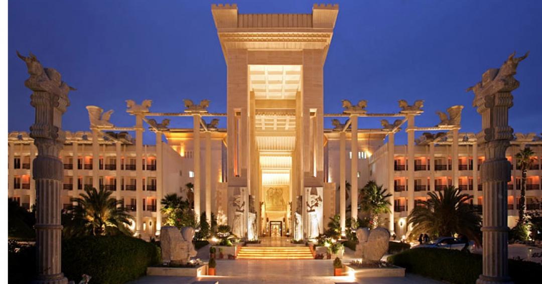 هتل پنج ستاره داریوش کیش