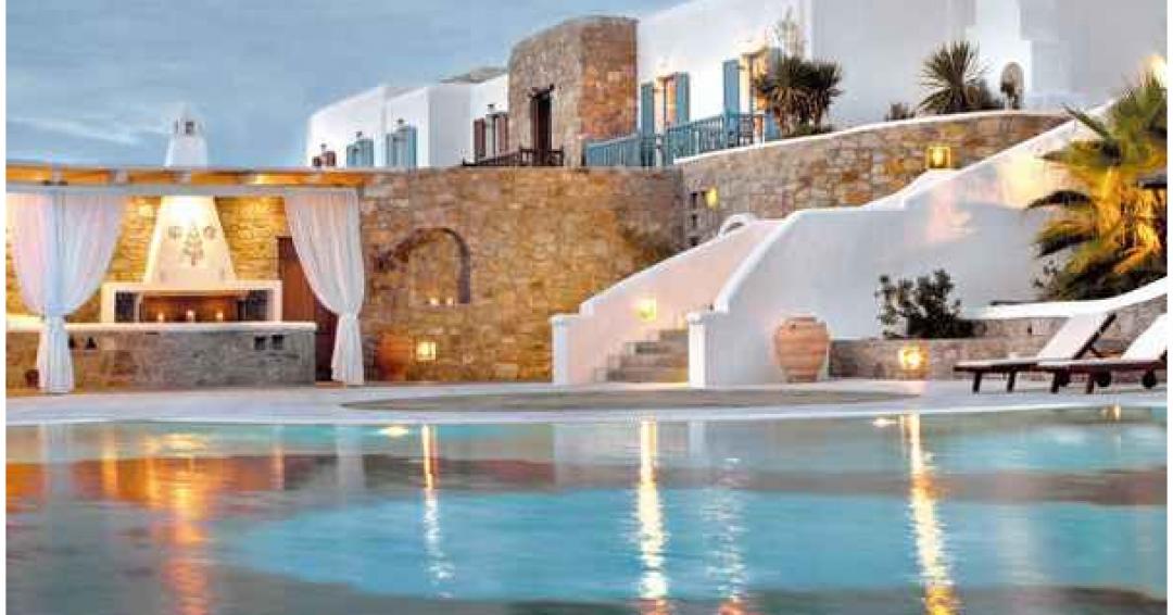 بهترین هتل های آتن