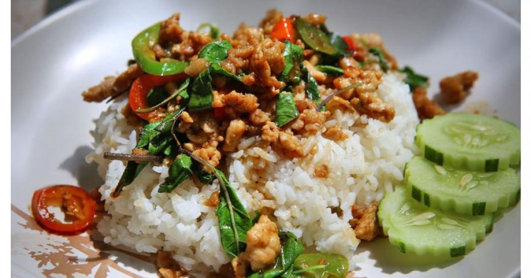 معروف ترین غذاهای تایلند