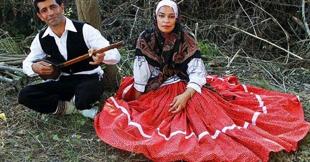 لباس های محلی مازندران