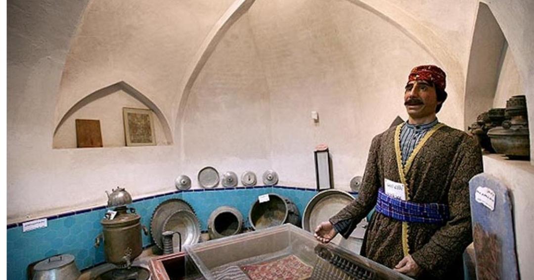 لباس محلی مردان اردبیلی
