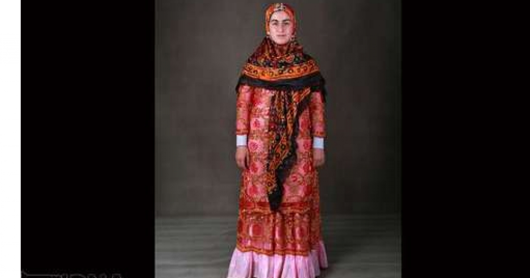 لباس محلی زنان اردبیلی