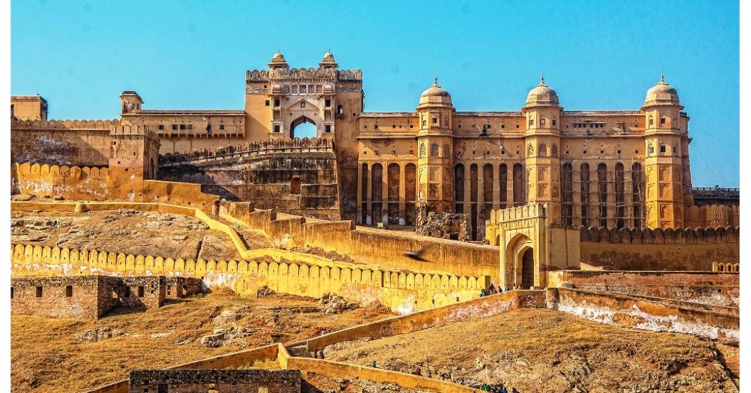 تاریخچه قلعه امبر هند