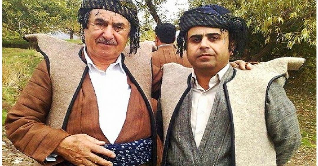 لباس محلی مردان کردستان