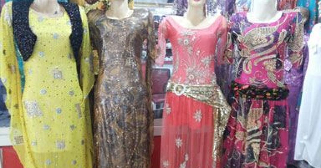 لباس محلی زنان کردستان