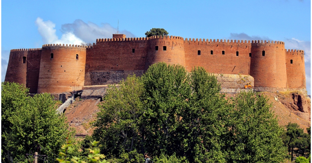 درباره قلعه باستانی قمچقای
