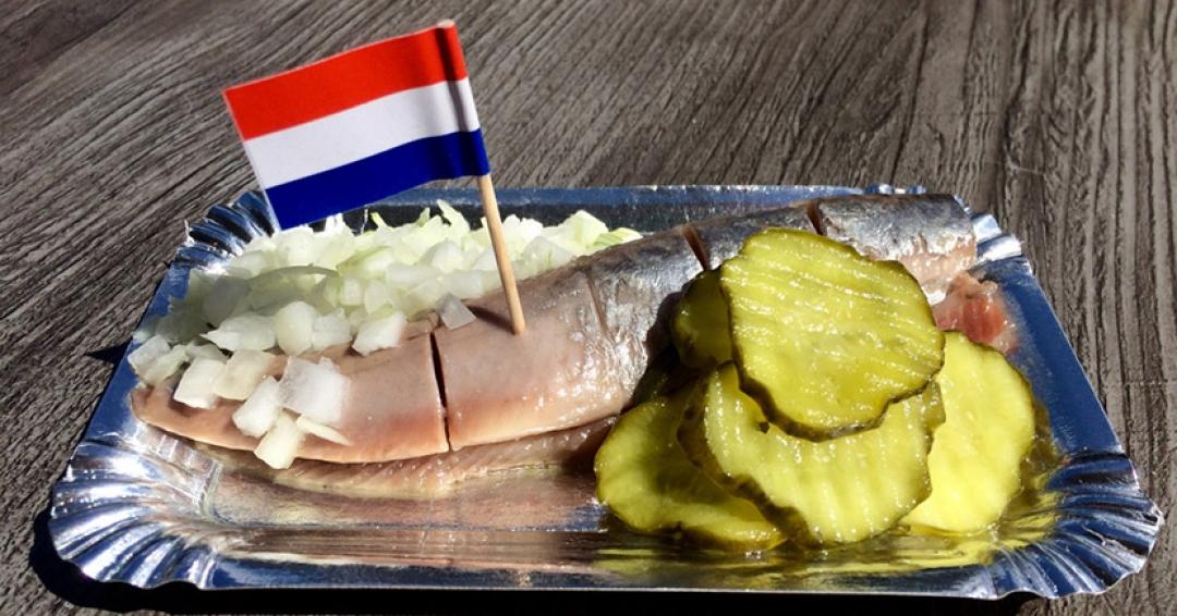 غذاهای محلی آمستردام، هلند