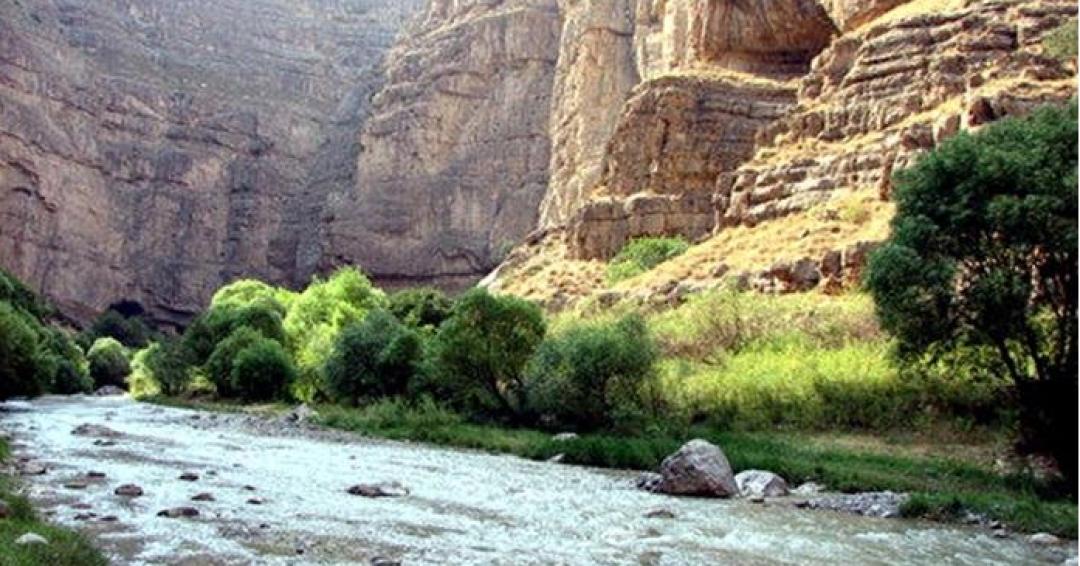 پارک ملی تندوره درگز خراسان رضوی