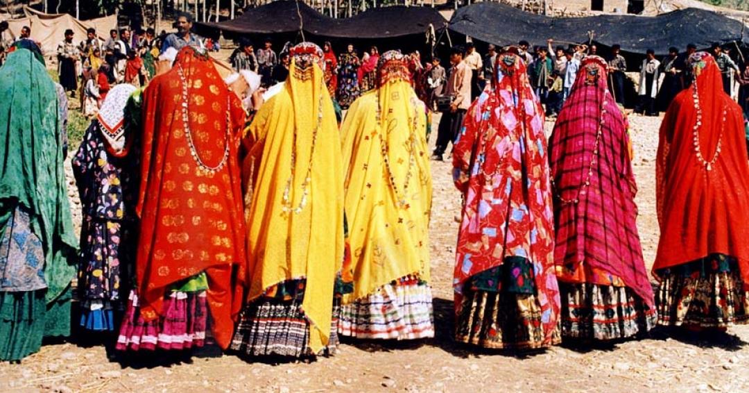 لباس محلی چهارمحال و بختیاری