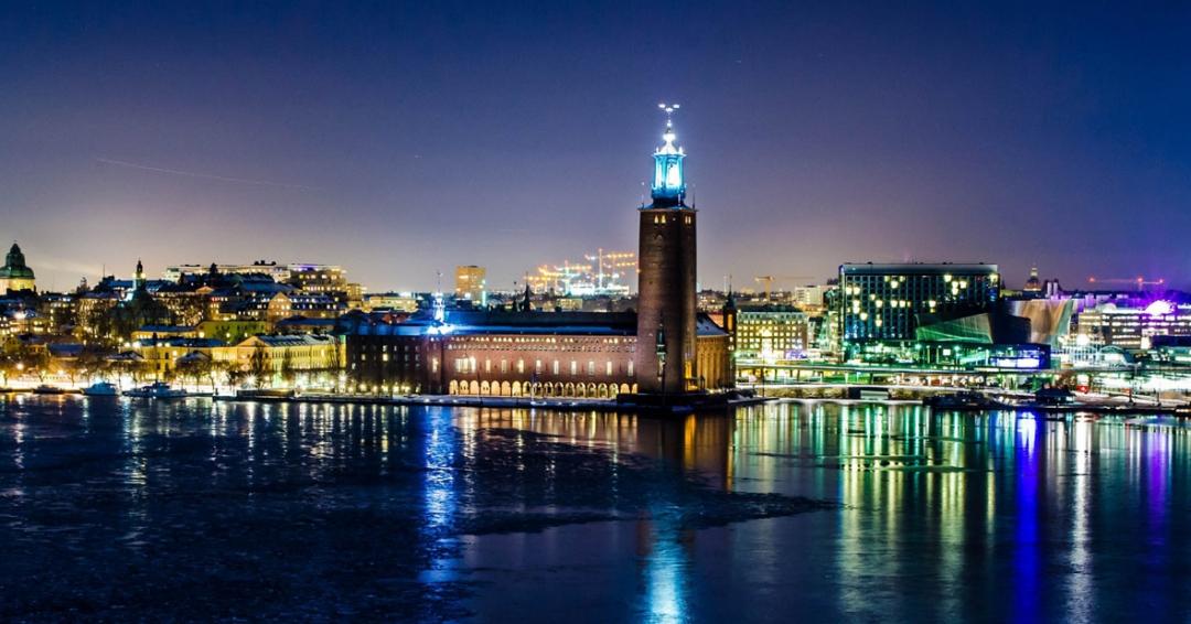 جاذبه های گردشگری کشور سوئد